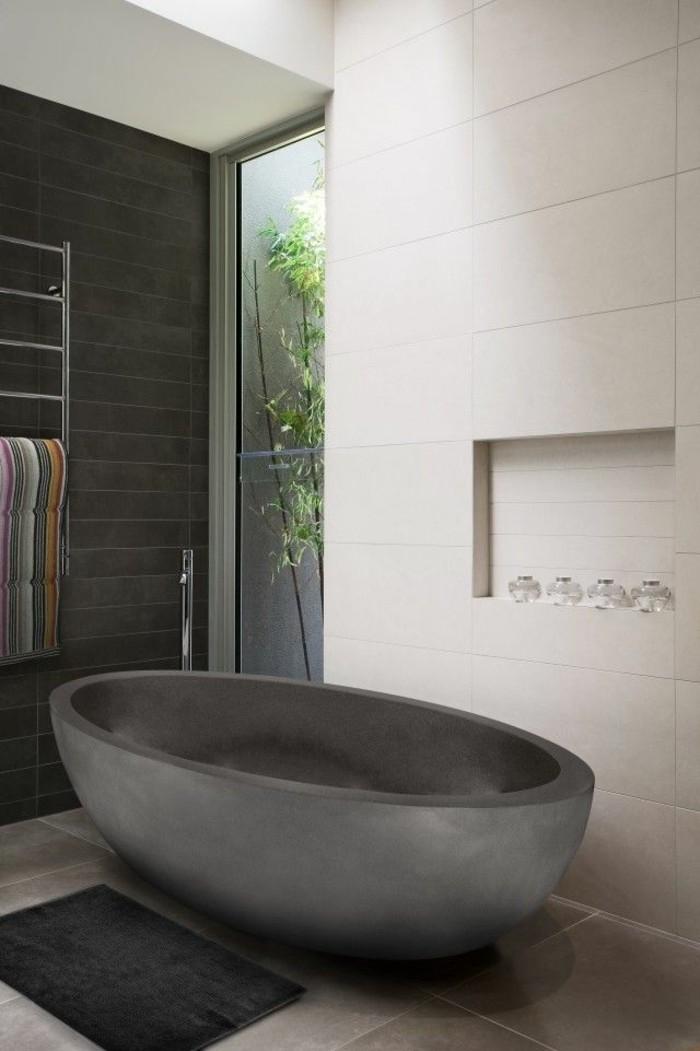 La baignoire ovale  les meilleurs ides pour votre salle de bains  Archzinefr