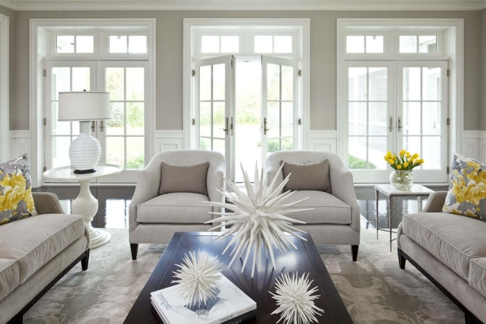 living room colors gray couch beautiful rooms decorations la meilleur décoration de chambre couleur taupe ...