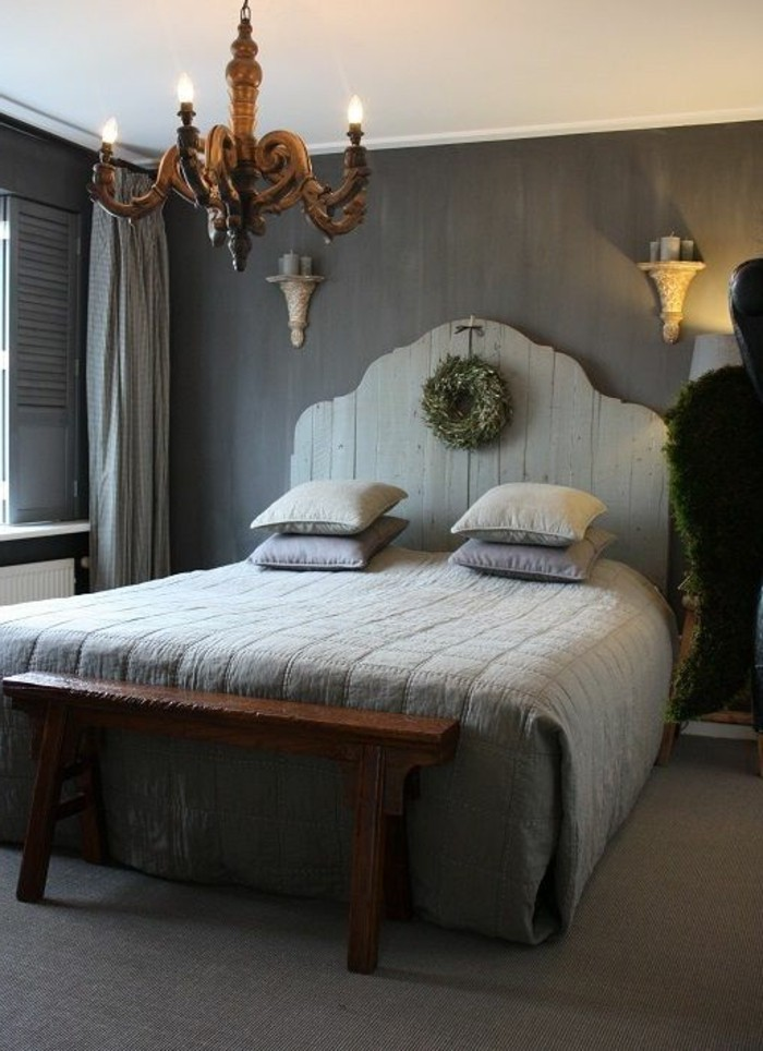 La tte de lit originale en 46 photos