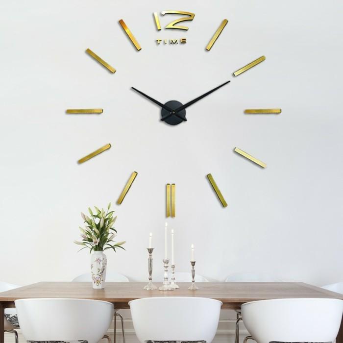 45 Ides Pour Le Plus Cool Horloge Gante Murale