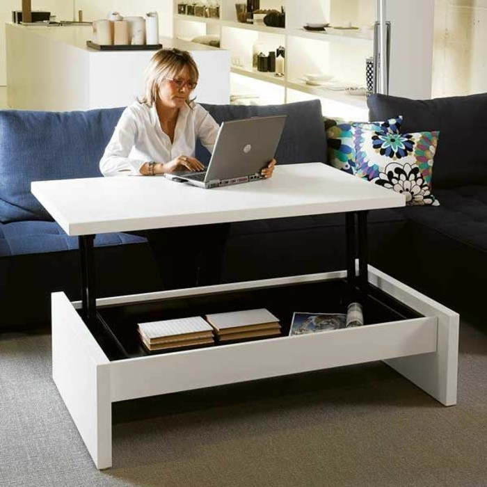 Awesome table basse relevable alinea 4 novy table basse - Table basse relevable pas cher ikea ...