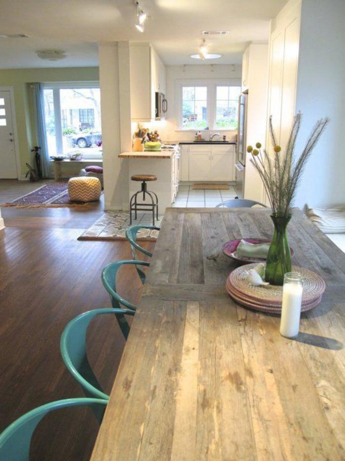 Les meubles grange dans lintrieur contemporain