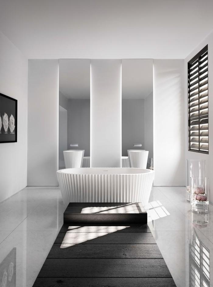 idee couleur salle de bain sans fenetre id es de. Black Bedroom Furniture Sets. Home Design Ideas