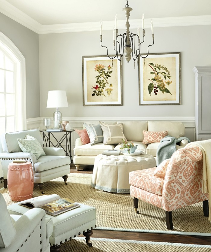 40 ides pour la dcoration magnifique en couleur corail  Archzinefr