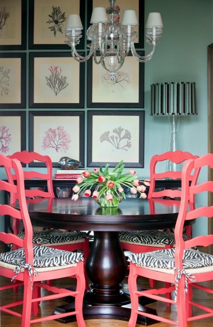 40 ides pour la dcoration magnifique en couleur corail
