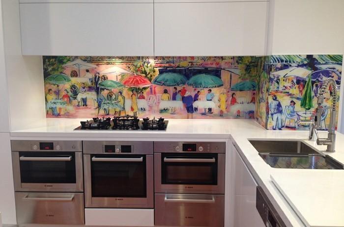 carrelage mural cuisine ikea