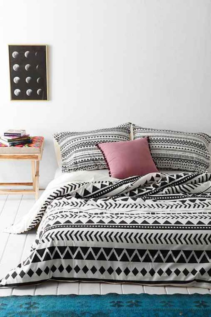 Le jet de lit en 44 photos pour trouver le meilleur plaid pour lit