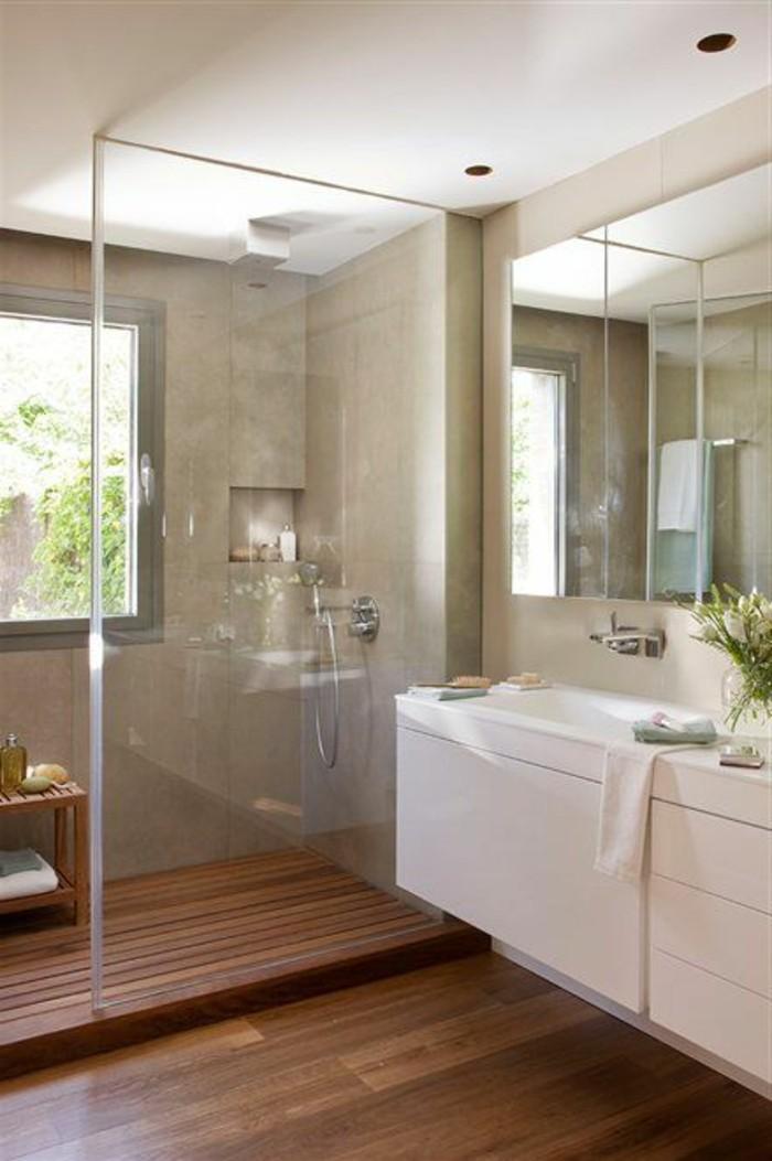 Mille ides damnagement salle de bain en photos