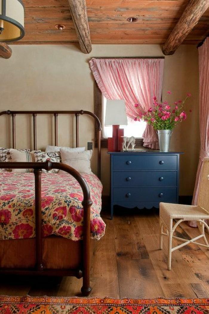 La parure de lit romantique en milles photos