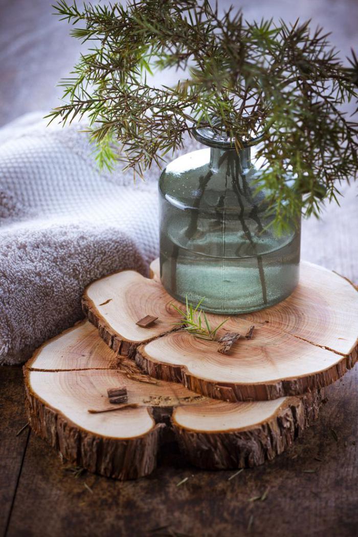 Que faire avec un rondin de bois  ides en photos  Archzinefr
