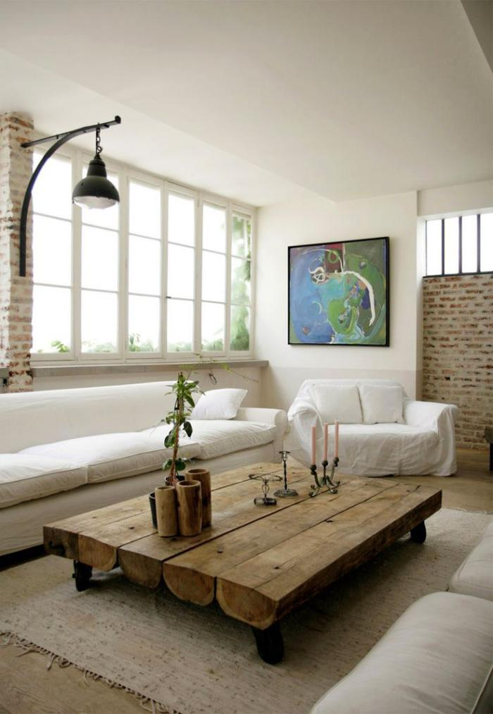 Dcorez vos intrieurs avec une belle table rustique  Archzinefr