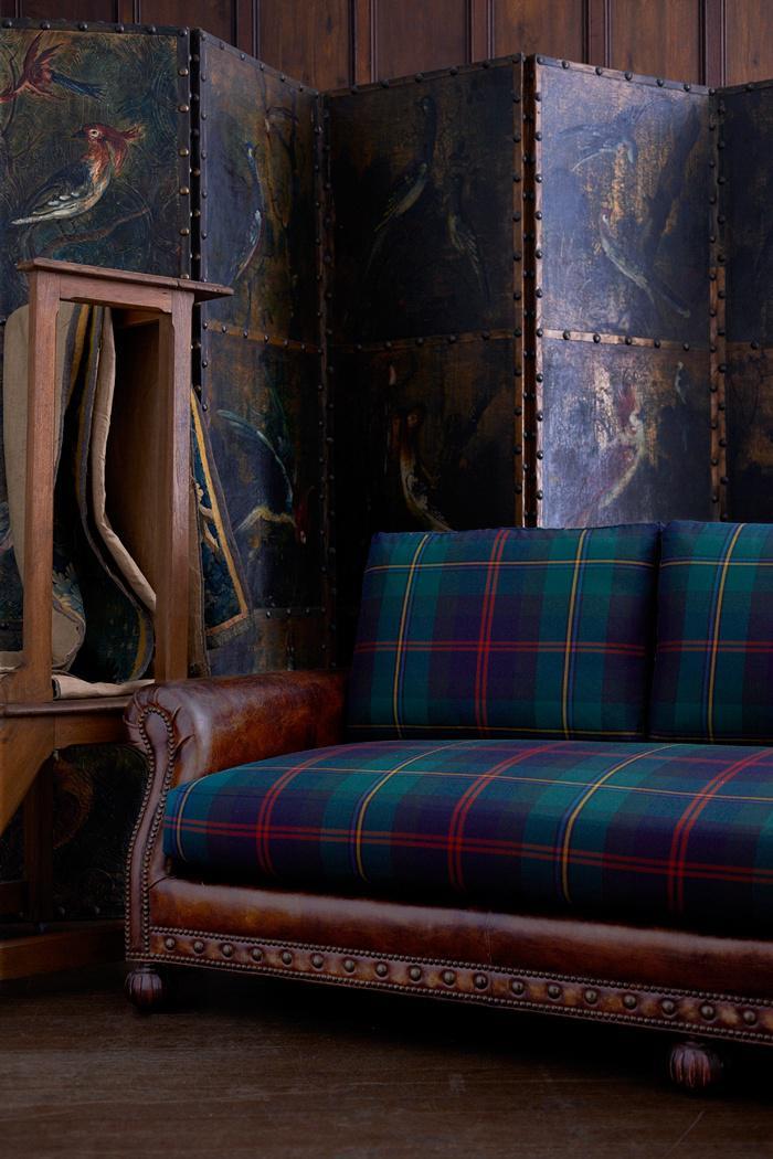 Ides dco avec le tissu cossais classique  Archzinefr