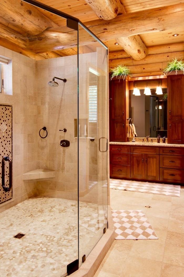 Les cabines de douche en 43 photos