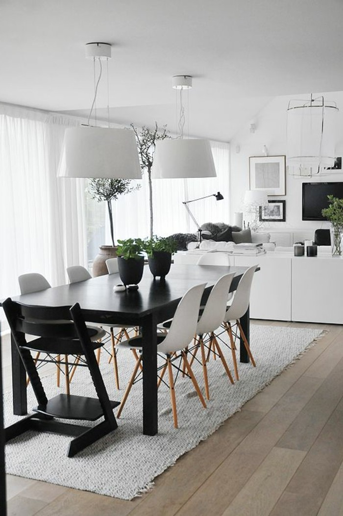 La meilleure table de salle  manger design en 42 photos  Archzinefr