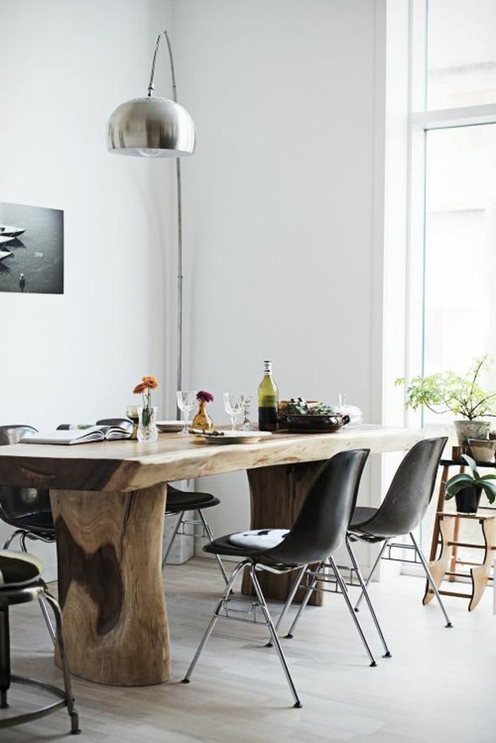 chaise haute design cuisine
