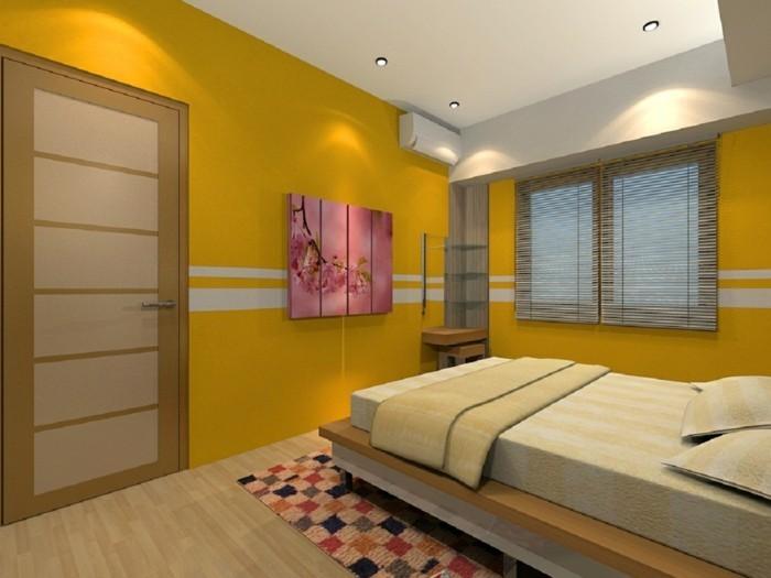 Peinture Chambre Adulte Zen – Belles Idées de Design de Maison