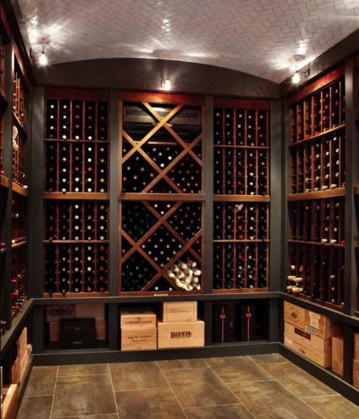 creer sa cave a vin fantastique pour un petit ou un grand espace
