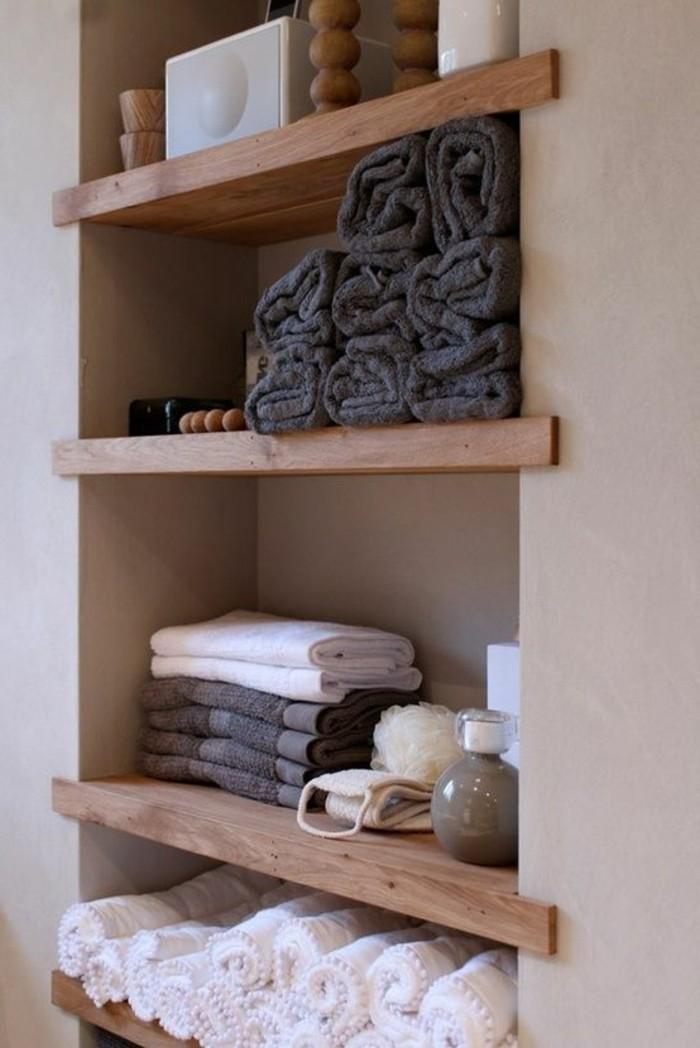 Le porte serviette en 40 photos dides pour votre salle