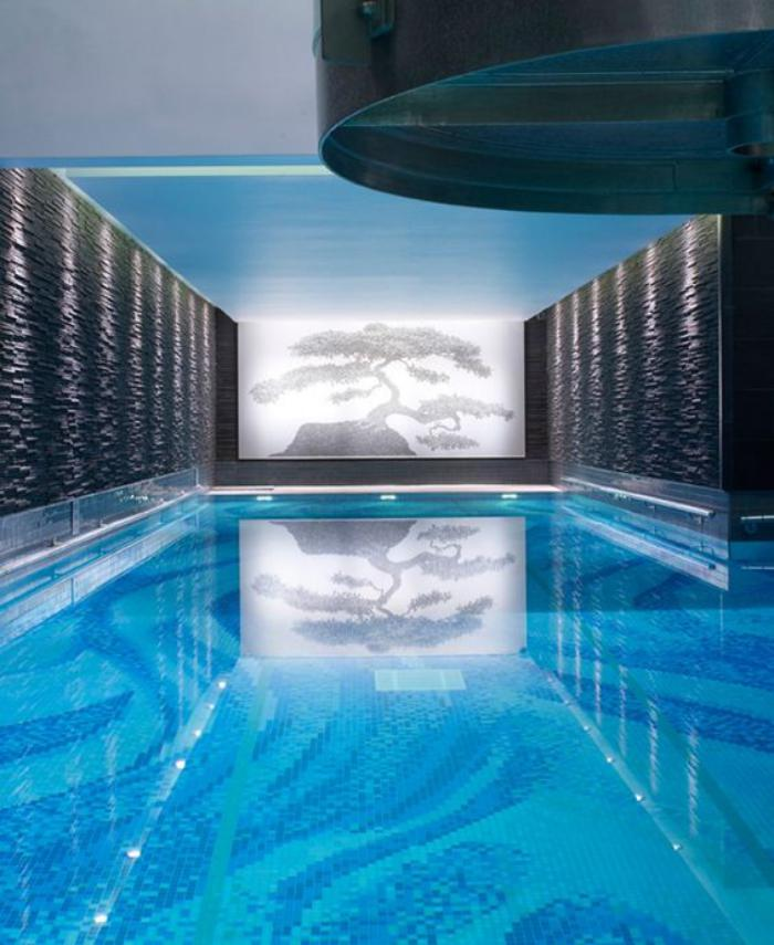 La piscine intrieure  un luxe un rve une installation