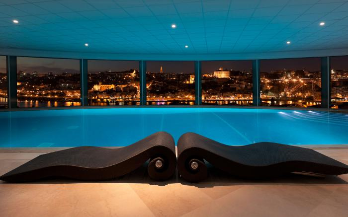 La piscine intrieure  un luxe un rve une installation de sport  Archzinefr