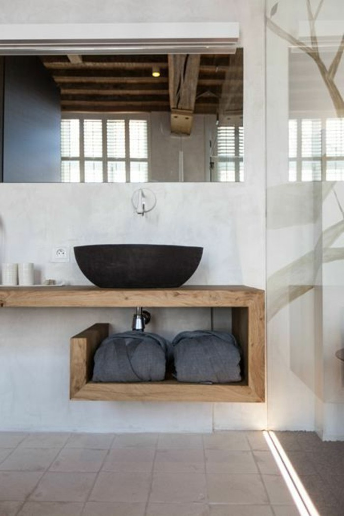 Le porte serviette en 40 photos dides pour votre salle de bain