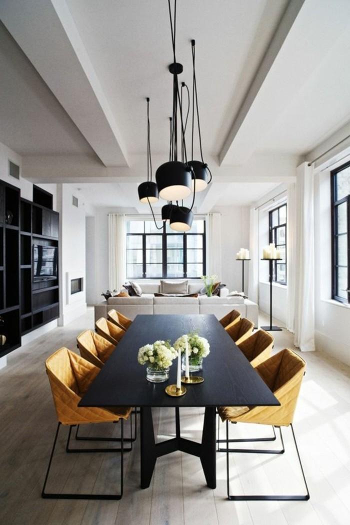 table de cuisine ovale en bois