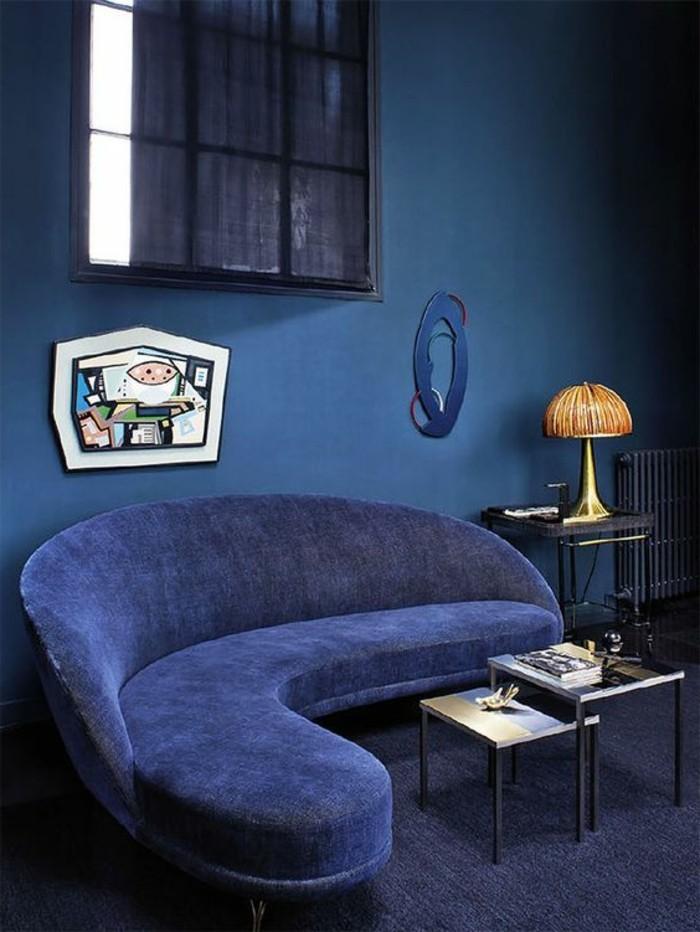 Le canap dangle arrondi comment choisir la meilleure variante pour votre salon
