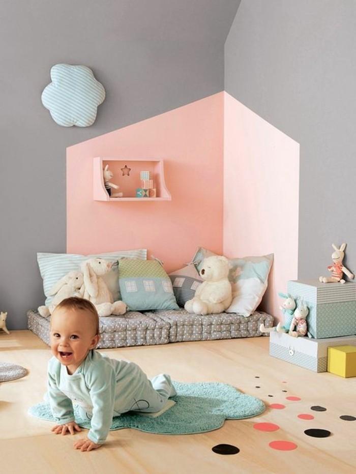 80 astuces pour bien marier les couleurs dans une chambre denfant  Archzinefr