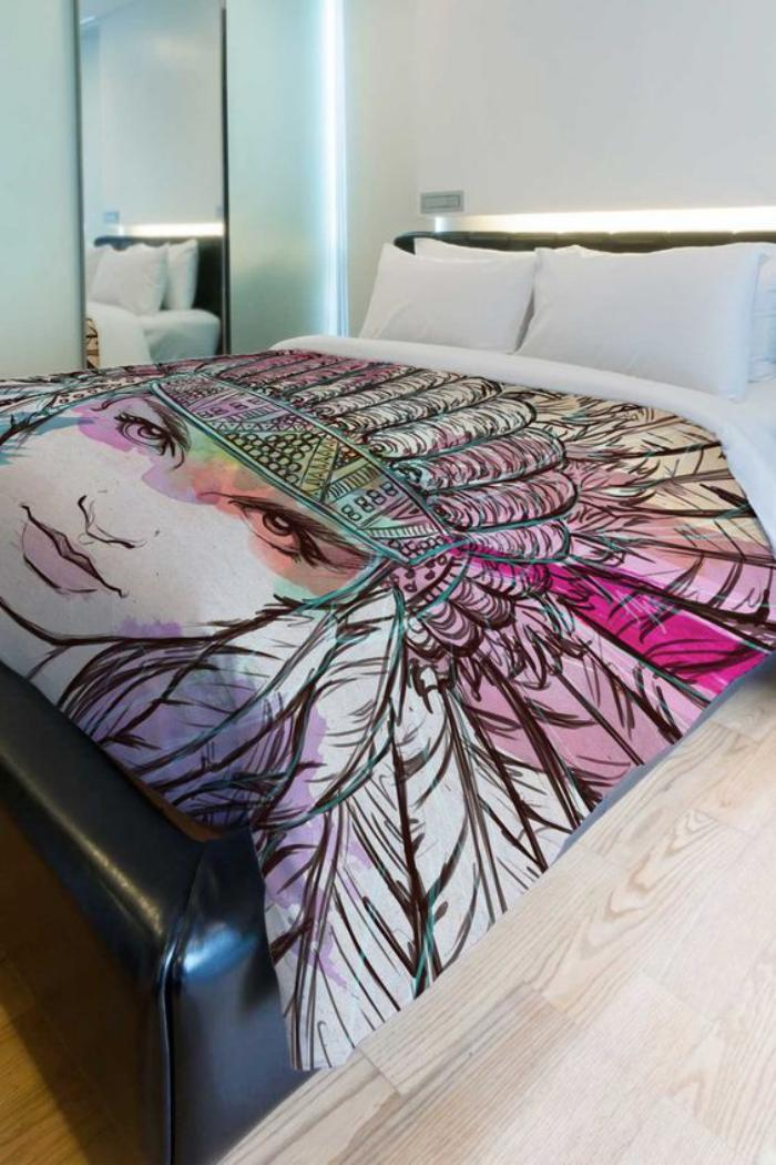 Parures de lit originales  dcoration facile pour la chambre  coucher  Archzinefr
