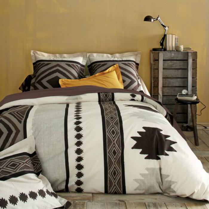 Parures de lit originales  dcoration facile pour la
