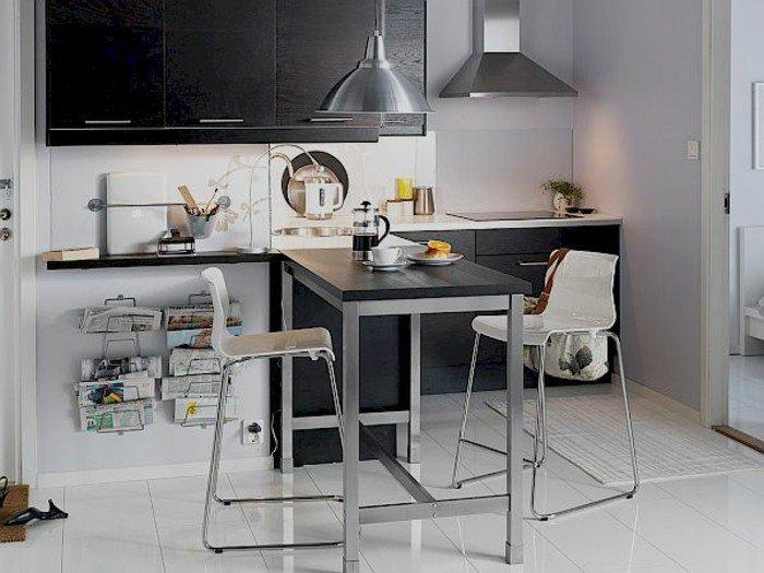 table de cuisine moderne pas cher