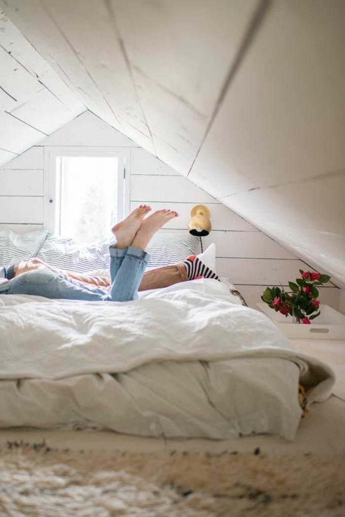 Tout Pour Votre Chambre Mansarde En Photos Et Vidos
