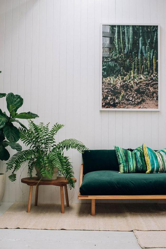 Tableau Deco Vert Anis - Décoration de maison idées de design d ...
