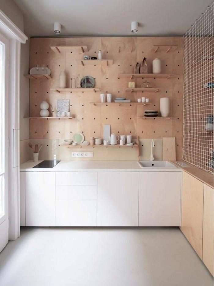 Le rangement mural comment organiser bien la cuisine  Archzinefr