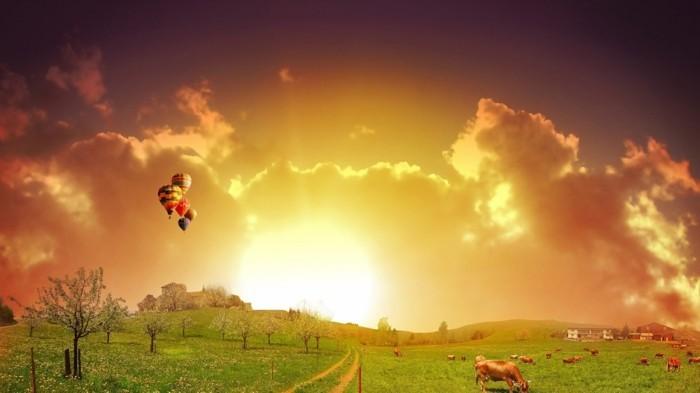 Gravity Falls Desktop Wallpaper La Beaut 233 Du Soleil Levant En 80 Images Magnifiques