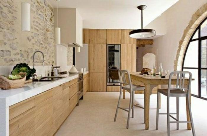plan de travail cuisine en pierre naturelle