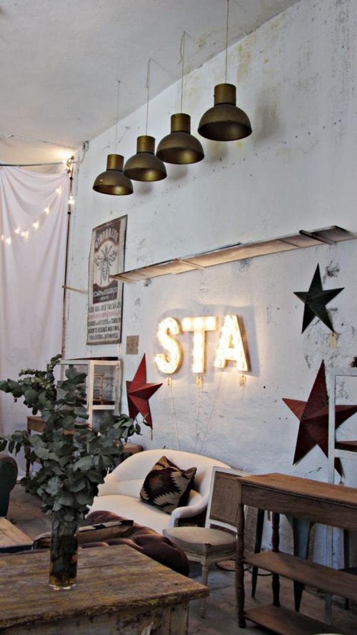 La lettre murale  cration unique pour une dcoration murale russie  Archzinefr