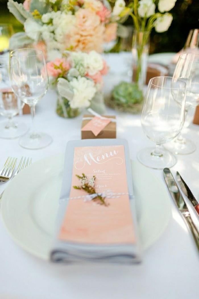 comment decorer le centre de table mariage 50 idees en photos et videos