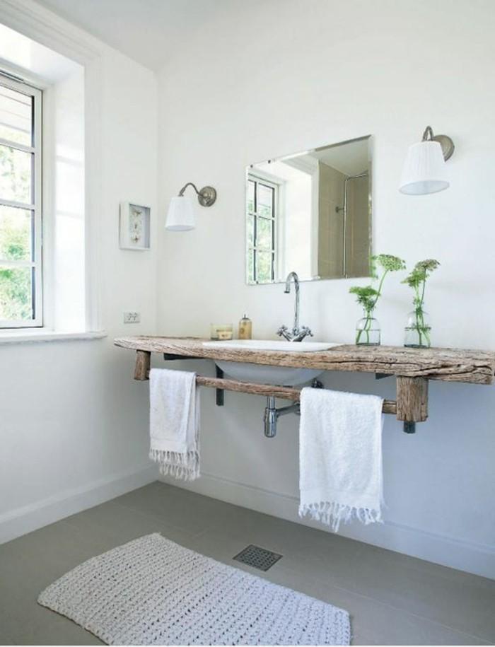 comment creer une salle de bain zen