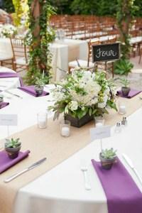 Comment dcorer le centre de table mariage?