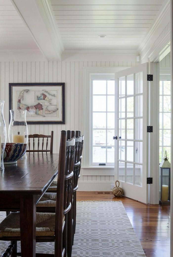 Intrieur classic et trs chic  laide de meuble colonial  Archzinefr