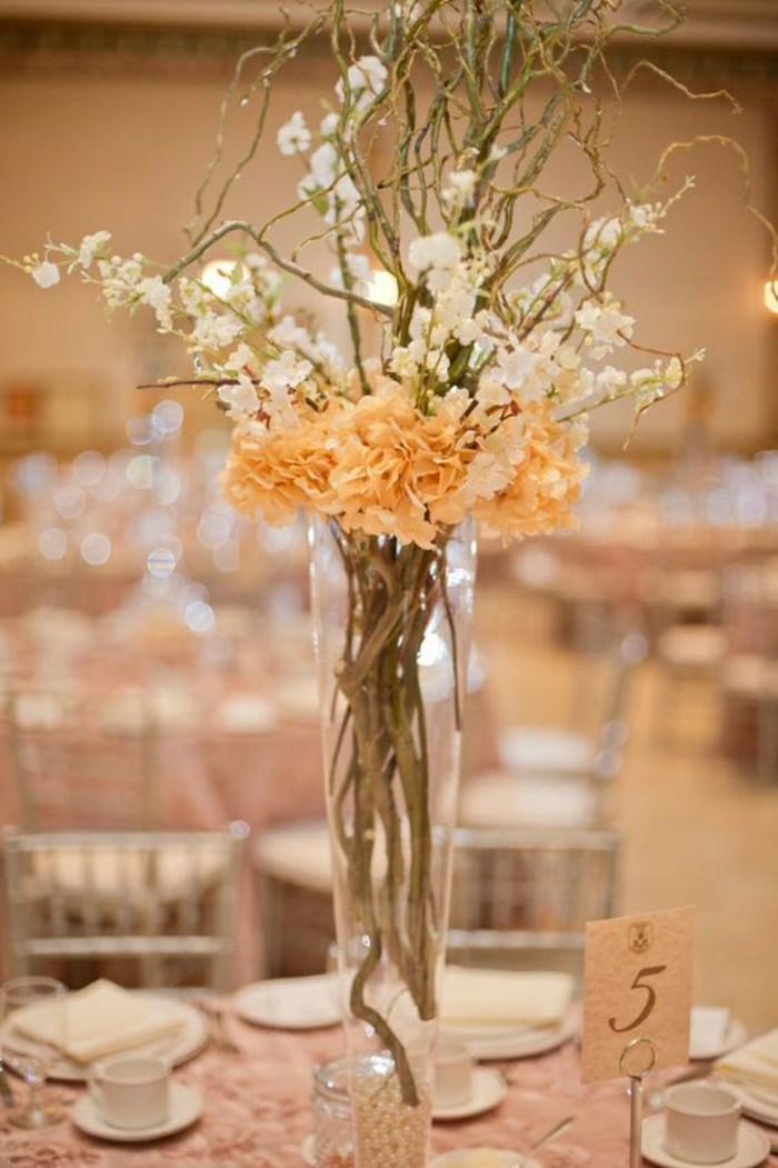 comment d corer le centre de table mariage decoration