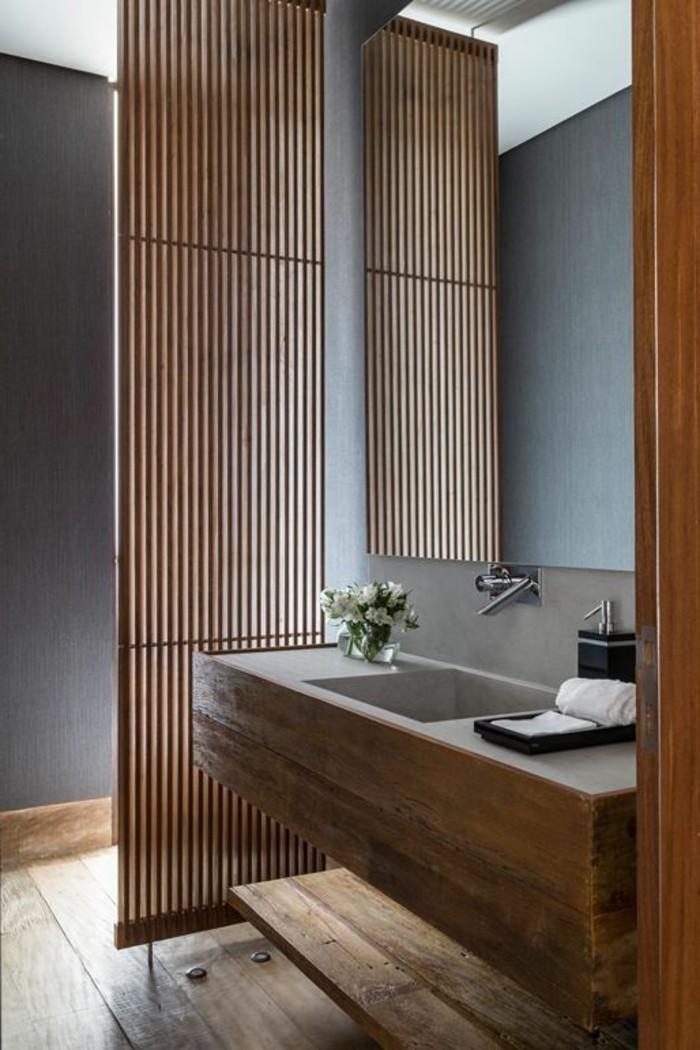 Comment crer une salle de bain zen