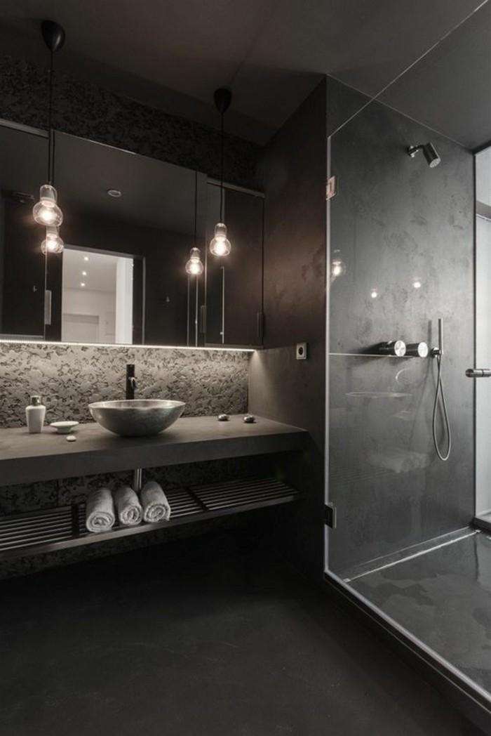 Comment crer une salle de bain contemporaine 72 photos