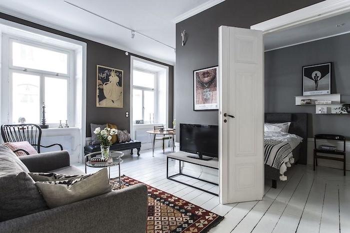 meubler un studio 20m2 voyez les