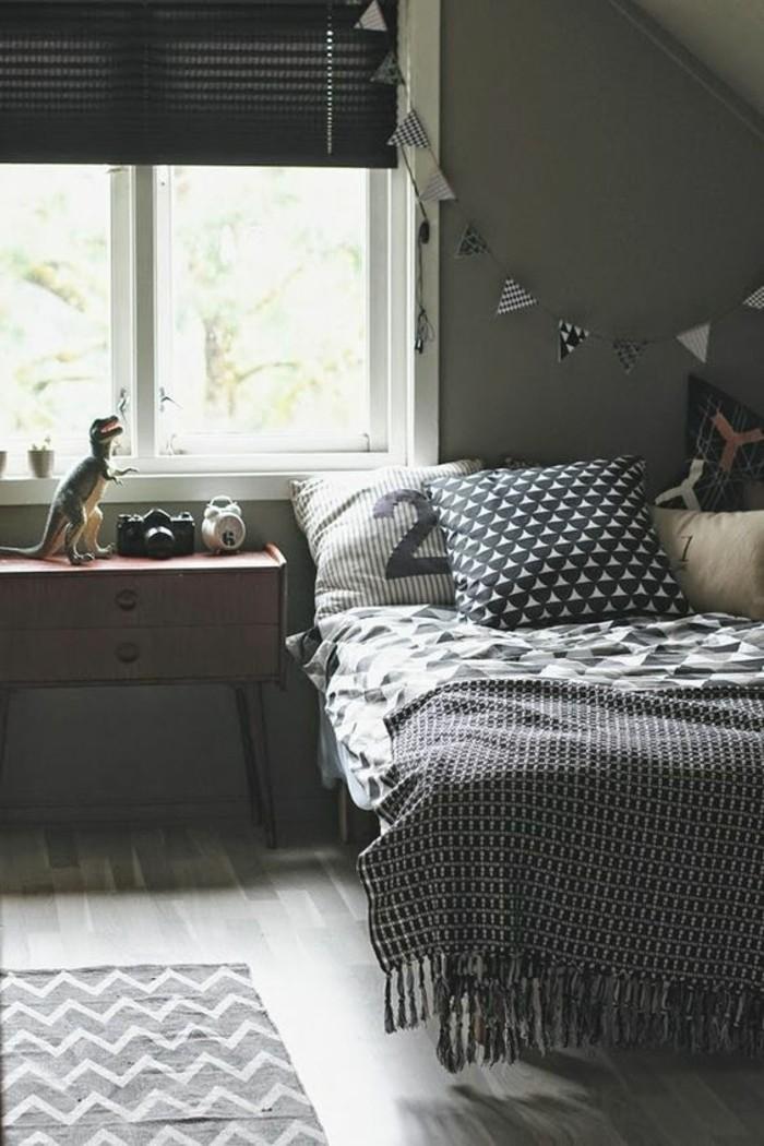 Modern Teenage Bedroom