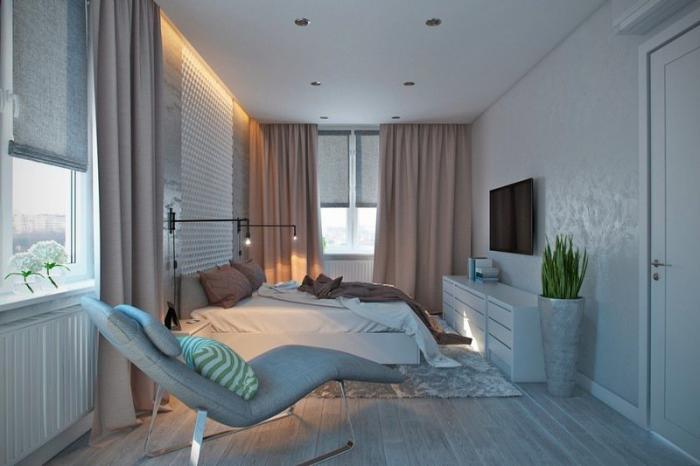 Comment Aménager Une Chambre à Coucher Rectangulaire