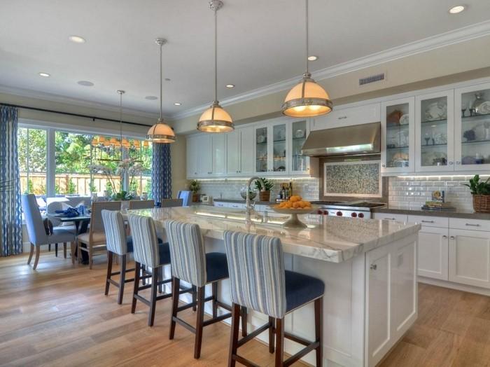 Comment meubler votre cuisine semiouverte  Archzinefr