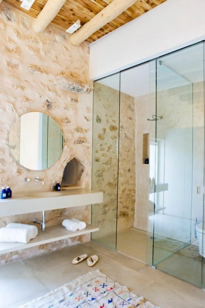 La salle de bain avec douche italienne 53 photos