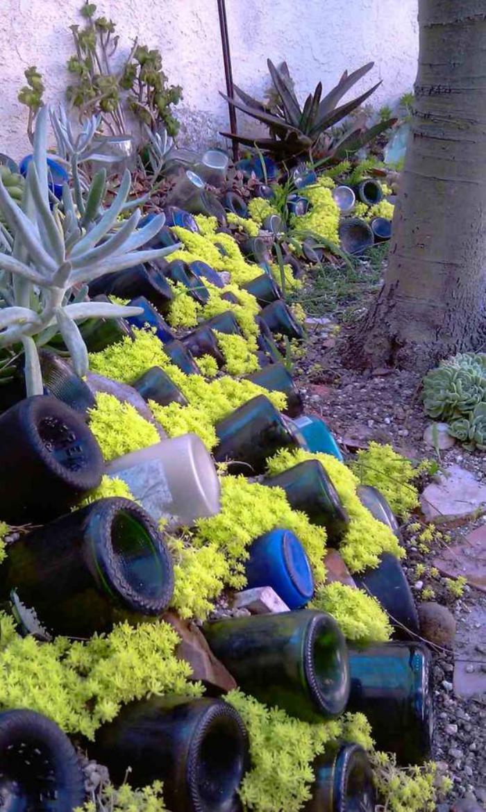 Comment avoir un joli jardin en pente Jolies ides en